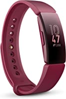 Fitbit Inspire Health & Fitness Tracker with Auto-Exercise Recognition, 5 Day Battery, Sleep & Swim Tracking,...