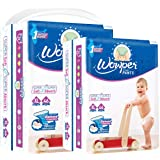 Wowper Fresh Pants Diapers – Extra Large 46 Pieces (Pack of 2)
