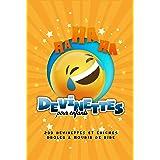Devinettes pour enfants - 200 devinettes et énigmes droles à mourir de rire: Livre de devinettes droles que les enfants et le
