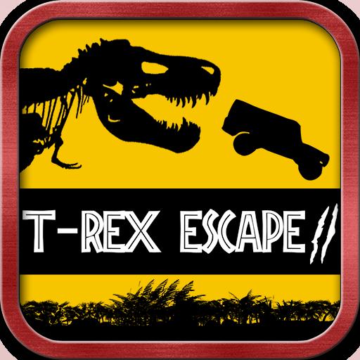 T-Rex Fuga Dino Parco - Inseguimento di Jeep Dinosauro Giurassico