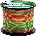 Croch Geflochtene Angelschnur 300M/500M/1000M Stark PE Dynamix Schnur Farbecht 0.1-0.3mm 14-45LB