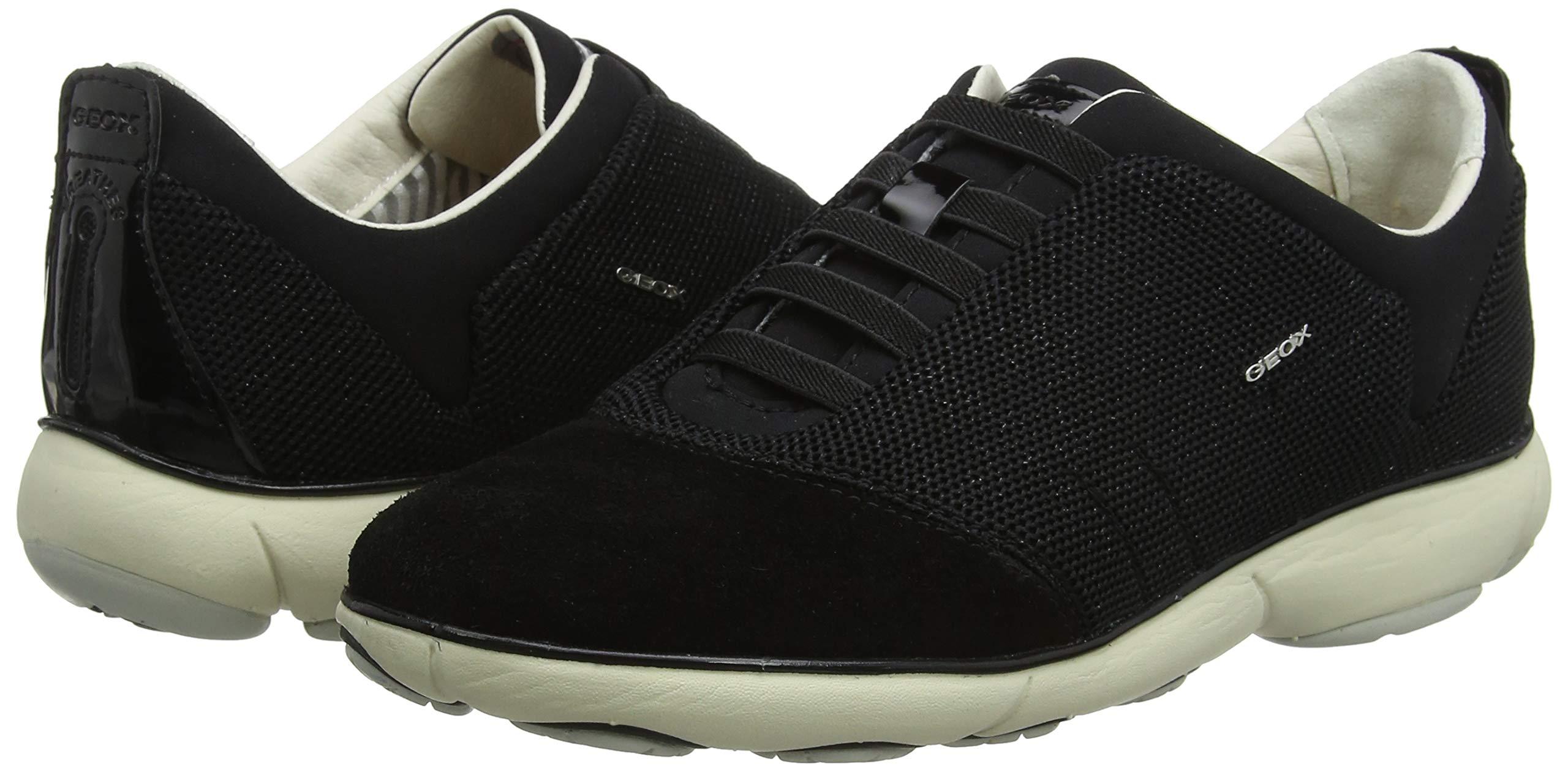 Geox Damen D Nebula C Sneaker 12