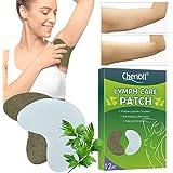 Herbal Lymph Care Patch, Aisselles Lymphatique Detox Patch, Sein Lymphatique Detox Patch, Supprimer Sous Les Aisselles Graiss