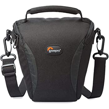 Lowepro Format TLZ 20 Toploading Shoulder Bag for DSLR - Black