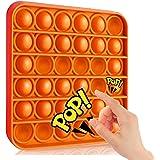 VCOSTORE Pop Pop Bubble Sensory Fidget Toys Extrusion Bubble Fidget Sensory Toys Estrés Anti-Ansiedad Alivio para niños Adult