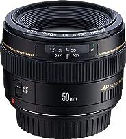 Canon EF 50 mm-f/1.4 USM Lens 20 cm - Black