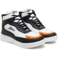 Zixer Men's Korean Style High Top Platform Fashion Sneakers/Sports/Casual Shoes for Men    Ankle Casual Shoes for Men…