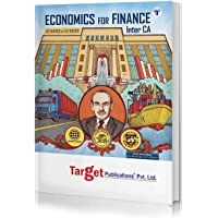 CA Intermediate Economics for Finance Book Part B Group 2 Paper 8 | Secure 40 Marks in 40 Hours | Study Guide for CA Inter New Syllabus | ICAI May 2020 Exam | Includes Past Exam Paper and Model Paper