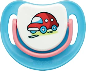 SILICONE PACIFIER STEP 1, CAR