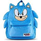 Sonic The Hedgehog en Peluche Sac à Dos pour Enfants