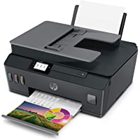 HP Smart Tank 530 Dual Band WiFi Colour Printer with ADF, Scanner and Copier for Home/Office, High Capacity Tank (18000…