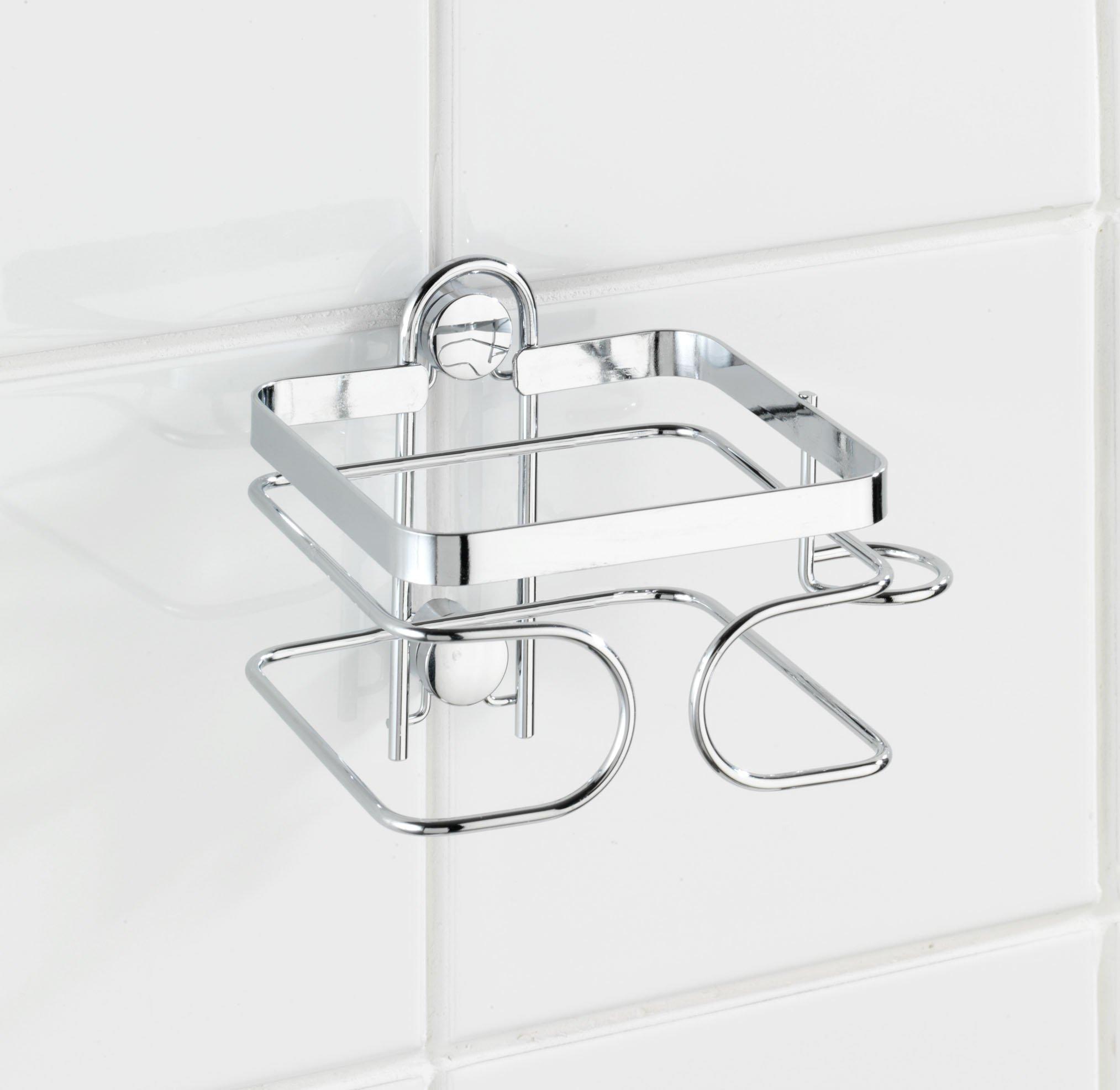 wenko 20413100 premium porte s che cheveux inox dimensions 15 x 11 x 12 cm inspid co. Black Bedroom Furniture Sets. Home Design Ideas