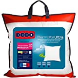 UNIVERS-DECOR Lot de 2 oreillers Maxiconfort Thermolite Ultra Dodo (Blanc, Lot de 2 oreillers Maxiconfort Dodo 60 x 60 cm)