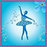 Ballett-Show-Einladungen