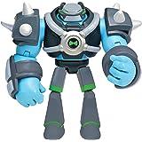 Ben 10 Armored Shock Rock Action Figure, 76100E_76150