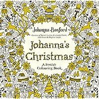 Johanna's Christmas: A Festive Colouring