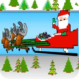Santas Christmas Gift Joy Ride