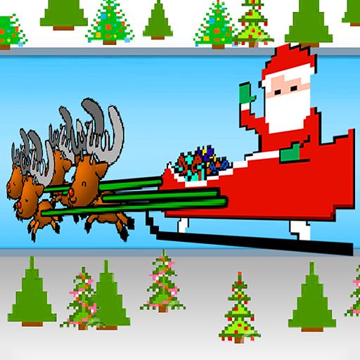 Santas Christmas Gift Joy Ride (Coupon-calculator App)