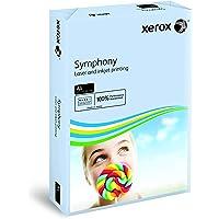 Xerox Symphony pastel - Papier de couleur Bleu pastel 80 g/m² A4 - Ramette de 500 feuilles