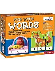 Creative Educational Aids P. Ltd. 0639 Fun with Words