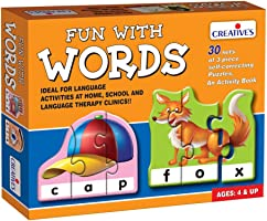 Creative Educational Aids 0639 Fun with Words