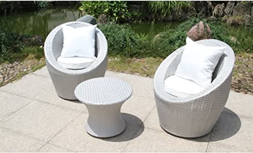 Flowuzz Garden - Salon de jardin 2 places - TOTEM-3-MED - en ...