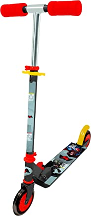 Smoby Battle Scooter - 2 Wheel (Multicolor)