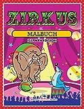 Zirkus-Malbuch