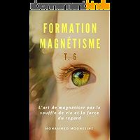 Formation Magnétisme T. 6: L'art de magnétiser par le souffle de vie et la force du regard