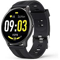 "AGPTEK Smartwatch Uomo Fitness Impermeabile IP68 Sport, Cardiofrequenzimetro da Polso Uomo con Touchscreen 1.3"", Smart…"