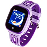 Garett Electronics Kids Gelukkig Smartwatch, violet 5903246280548 lila