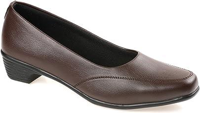 PARAGON SOLEA Plus Women's Brown Casual Shoes