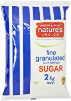 Nature's Choice Fine Granulated Sugar - 2 kg