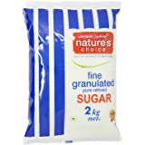Natures Choice Fine Granulated Sugar - 2 kg