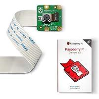 LABISTS Raspberry Pi Camera Module V2 8M, 1080p RPi Camera Officielle avec IMX219 Sensor, Nappe 150mm et 65° Angle de Vision, Raspicam V2 Compatible avec Rasbperry Pi, Arduino et Jetson Nano
