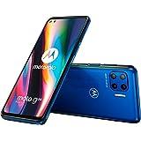 Motorola 5G+-4/64 GB Blauw - Ongelooflijke 5G-snelheid - accu die tot twee dagen meegaat - Krachtige prestaties