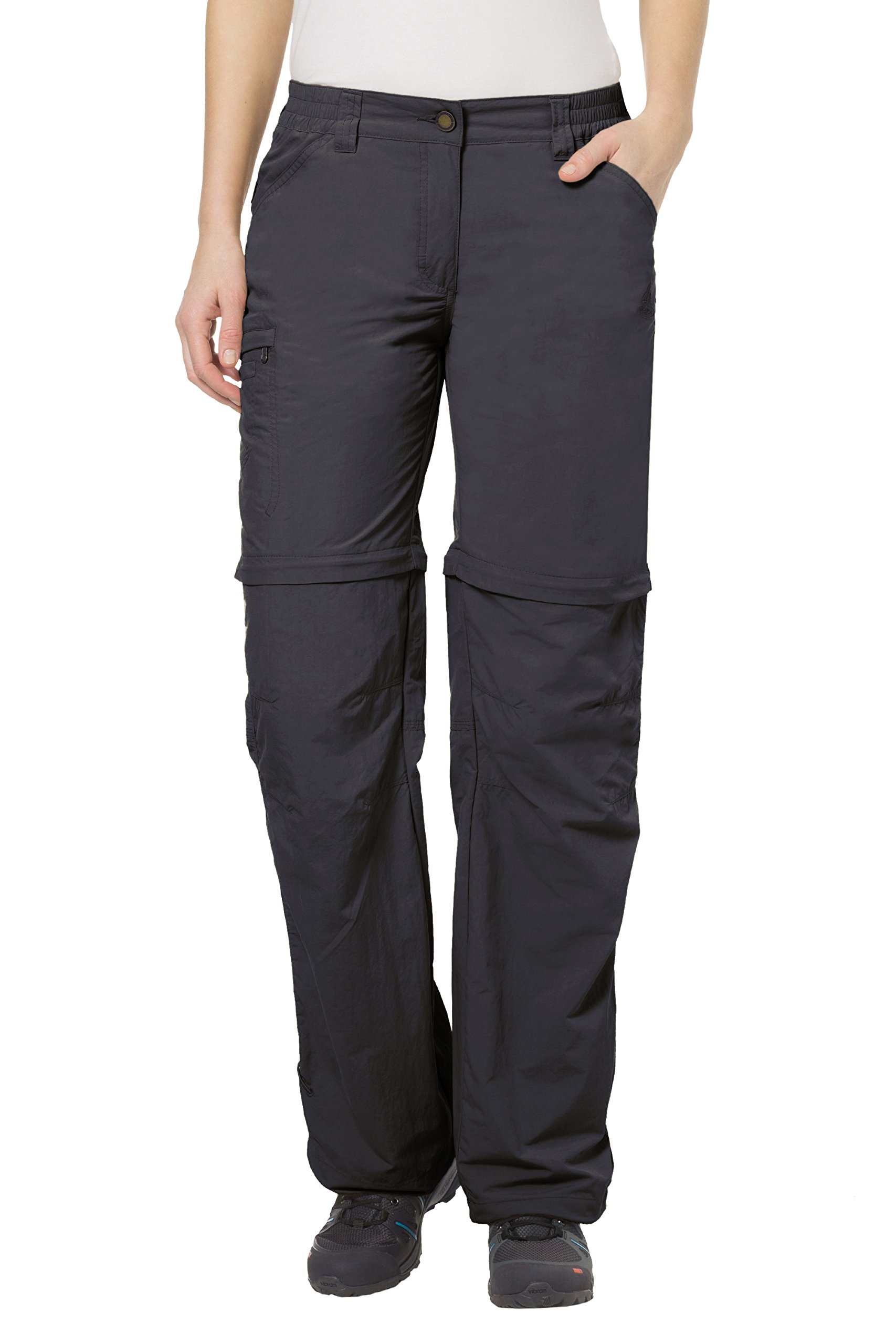 Vaude Damen Hose Women's Farley ZO Pants IV Shorts