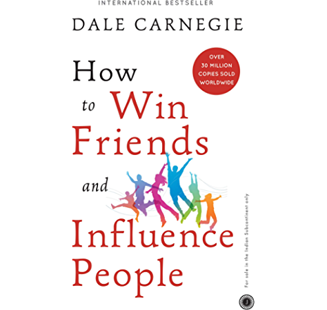 How To Win Friends And Influence People Ebook Carnegie Dale Amazon In Kindle Store