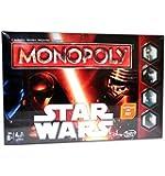 Hasbro B0324 - Monopoly Star Wars (franzoesische Version)