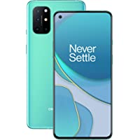 "OnePlus 8T Aquamarine Green | 6.55"" 120Hz FHD+ Fluid Display 
