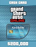 Grand Theft Auto Online | GTA V Tiger Shark Cash Card | 200,000 GTA-Dollars