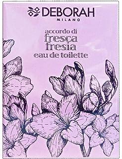 Deborah Fragranze Kit Fresca Fresia Eau de Toilette Ml.100 +