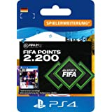 FIFA 21 Ultimate Team 2200 FIFA Points | PS4 (inkl. kostenlosem Upgrade auf PS5) Download Code - deutsches Konto