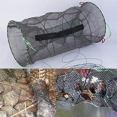 Generic 2 : 2016 New Crab Crayfish Lobster Catcher Pot Trap Fish Net Eel Prawn Shrimp Live Bait WHolesale