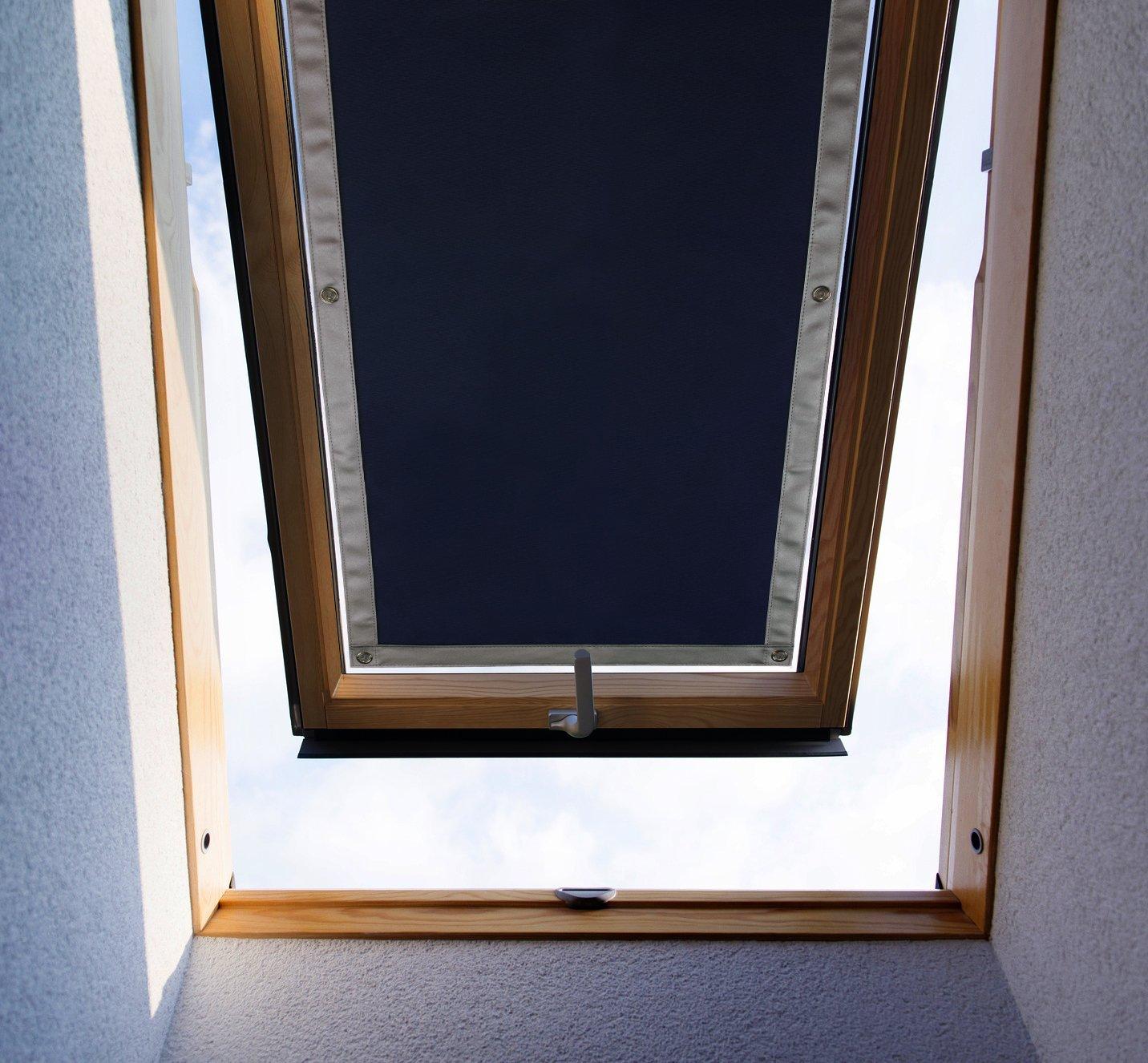 Purovi Thermo Sonnenschutz für Dachfenster