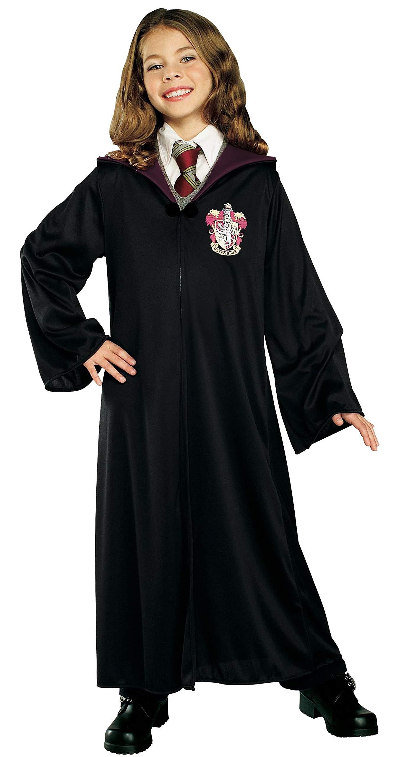 ba0d42457fab Rubies 884253 Harry Potter - Gryffindor toga per bambini, Taglia L ...
