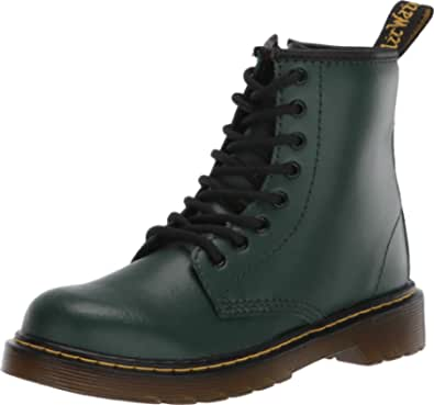 Dr. Martens 1460J DMS Green Romario Smoother N.31