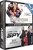Kingsman + Spy - Coffret 2 Films