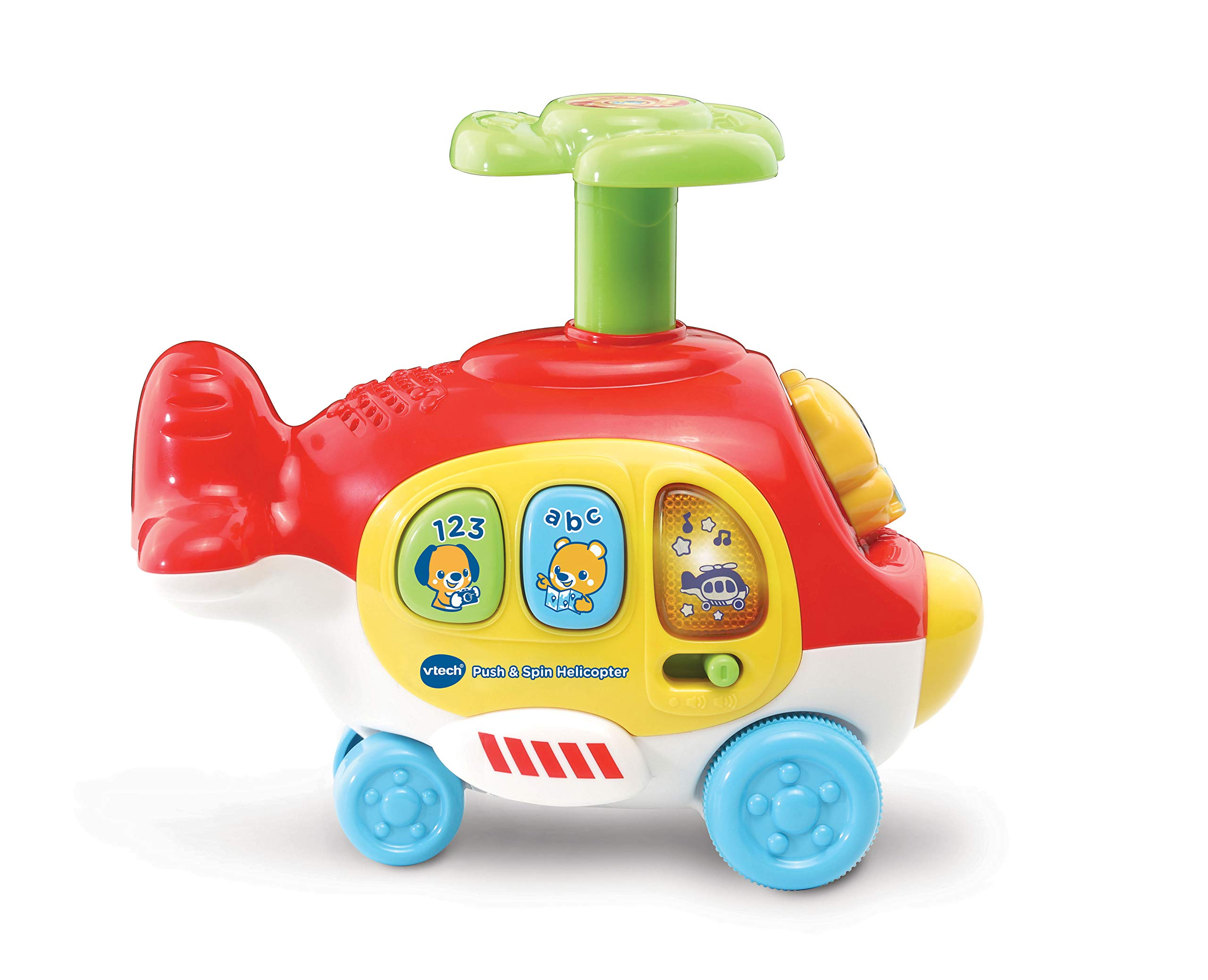 VTech Push & Spin Helicopter