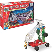 Mechanix Metal - 4, Construction Toy,Building Blocks,Educational Toys,for 7+ yrs Boys and Girls,